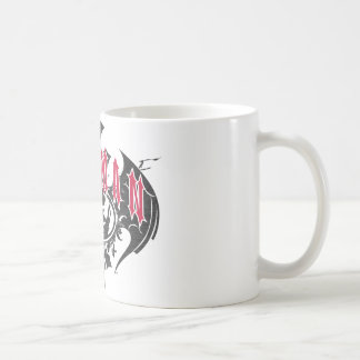 Batman | Red and Black Logo Coffee Mug