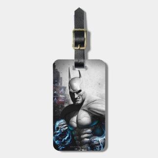 Batman - relámpago etiquetas para maletas