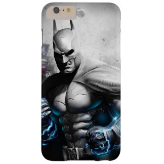 Batman - relámpago funda barely there iPhone 6 plus