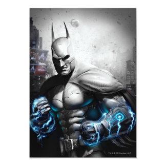 Batman - relámpago invitación 12,7 x 17,8 cm