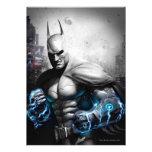 Batman - relámpago invitaciones personales
