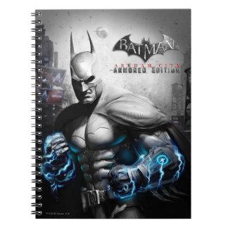 Batman - relámpago note book