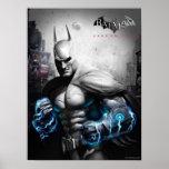 Batman - relámpago póster