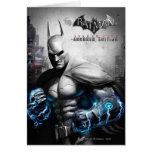 Batman - relámpago tarjeta