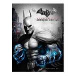 Batman - relámpago tarjetas postales