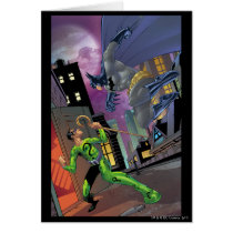 Batman - Riddler Card