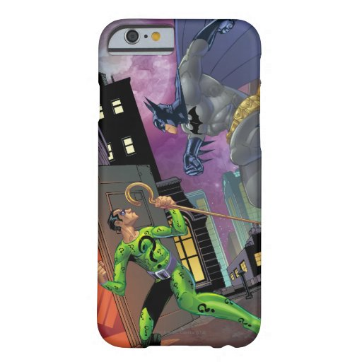 Batman - Riddler Barely There iPhone 6 Case
