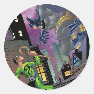 Batman - Riddler Pegatinas