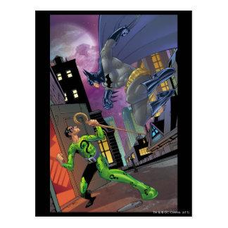 Batman - Riddler Postcard