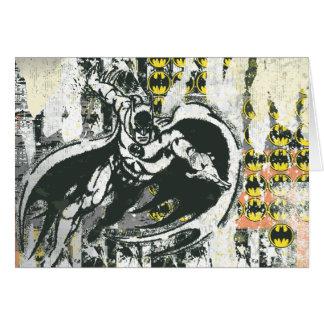 Batman - Rise Up Collage 1 Card
