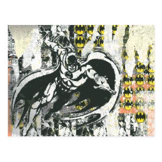 Batman - Rise Up Collage 1 Postcard