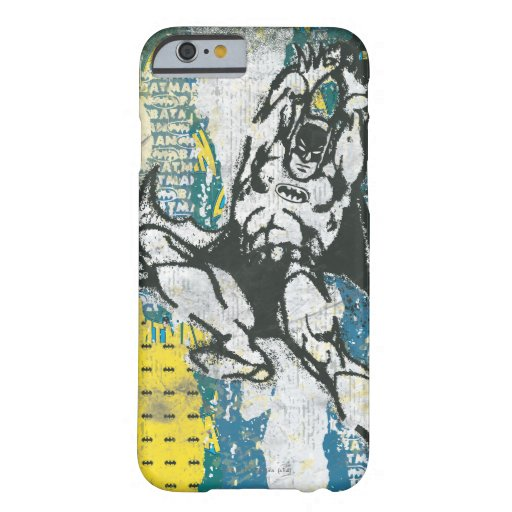 Batman - Rise Up Collage 2 Barely There iPhone 6 Case