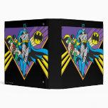 Batman & Robin 2 Binders