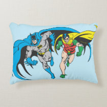 Batman & Robin Decorative Pillow
