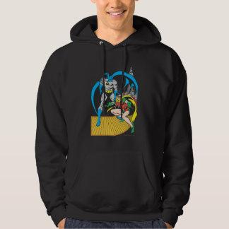 Batman & Robin Escape Hoodie
