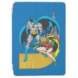 Batman & Robin Escape iPad Air Cover