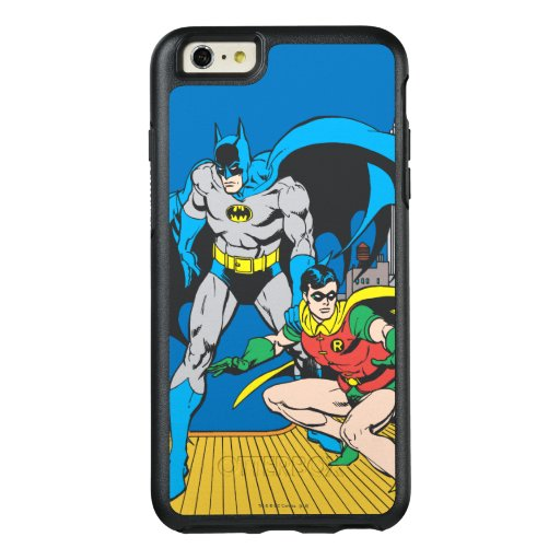 Batman & Robin Escape OtterBox iPhone 6/6s Plus Case