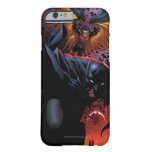 Batman & Robin Flight Over Gotham Barely There iPhone 6 Case