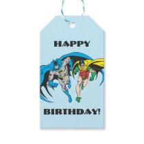Batman & Robin Gift Tags