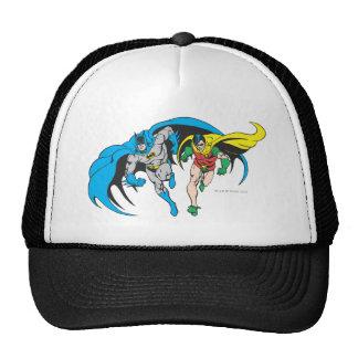 Batman & Robin Trucker Hat