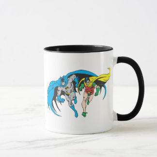Batman & Robin Mug