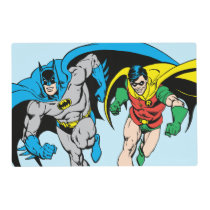 Batman & Robin Placemat