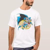Batman & Robin Profile T-Shirt