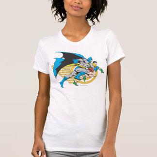 Batman & Robin Profile T Shirt
