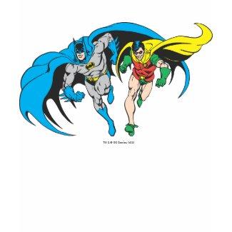 Batman & Robin shirt