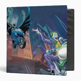 Batman Rogue Rage - 11 Binder