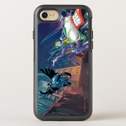 Batman Rogue Rage - 11 OtterBox Symmetry iPhone SE/8/7 Case