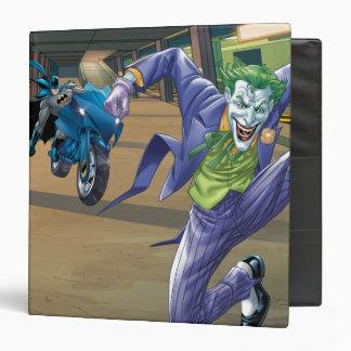 Batman Rogue Rage - 3 Vinyl Binder