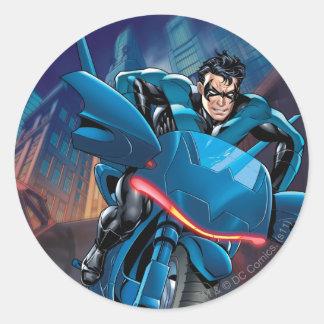 Batman Rogue Rage - 5 Stickers