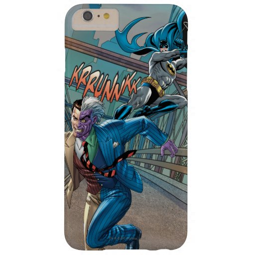 Batman Rogue Rage - 7 Barely There iPhone 6 Plus Case