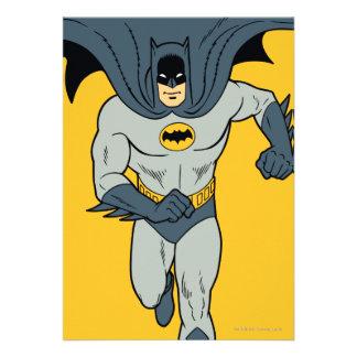 Batman Running Announcement
