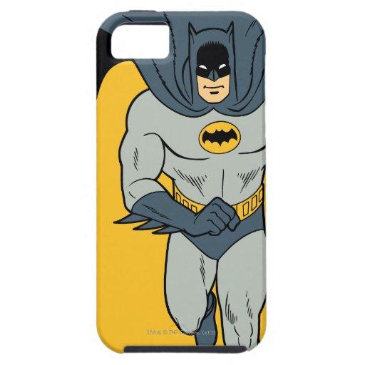 Batman Running iPhone SE/5/5s Case