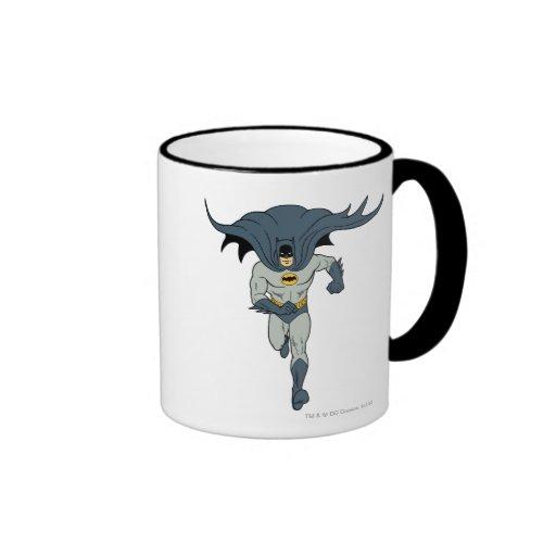 Batman Running Ringer Mug