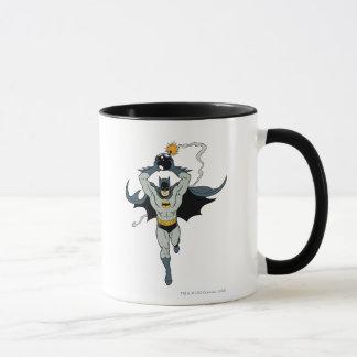 Batman Running With Bomb Mug