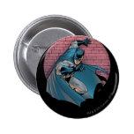 Batman Scenes - Brick Wall 2 Inch Round Button