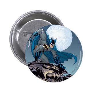 Batman Scenes - Gargoyle 2 Inch Round Button