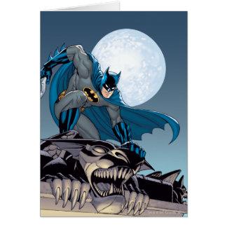 Batman Scenes - Gargoyle Card