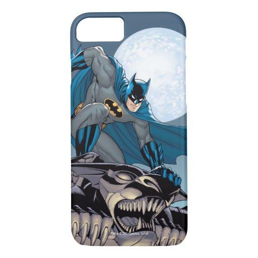 Batman Scenes - Gargoyle iPhone 8/7 Case