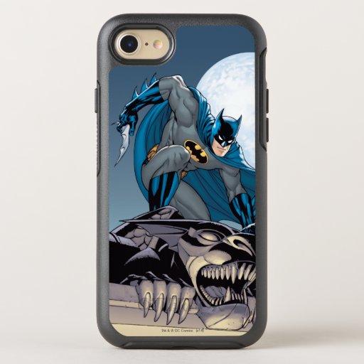Batman Scenes - Gargoyle OtterBox Symmetry iPhone 8/7 Case