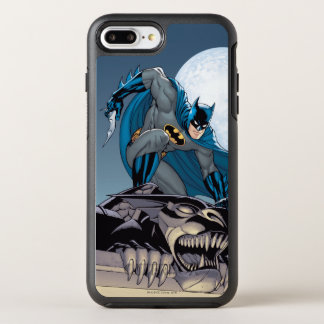 Batman Scenes - Gargoyle OtterBox Symmetry iPhone 7 Plus Case