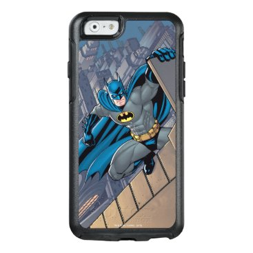 Batman Scenes - Hanging From Ledge OtterBox iPhone 6/6s Case
