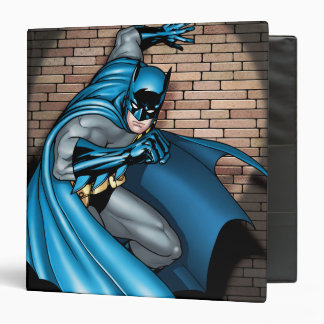 Batman Scenes - In the Spotlight 3 Ring Binder
