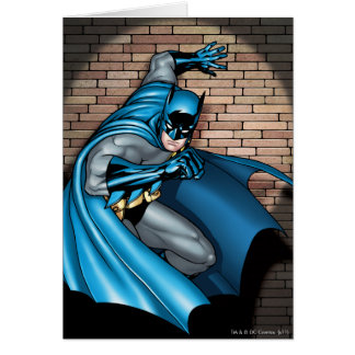 Batman Scenes - In the Spotlight Card