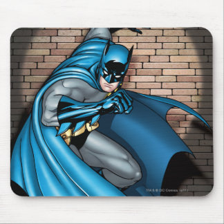 Batman Scenes - In the Spotlight Mouse Pad