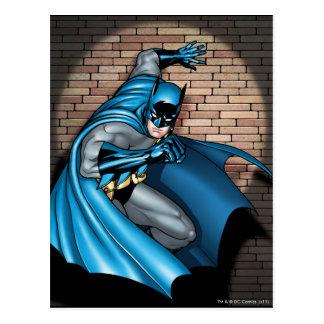 Batman Scenes - In the Spotlight Postcard