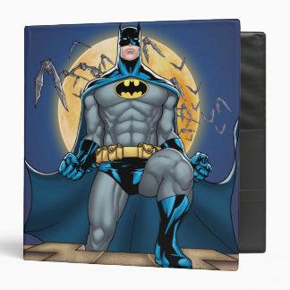 Batman Scenes - Moon Front View Binder